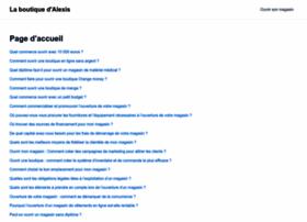 laboutiquedalexis.com