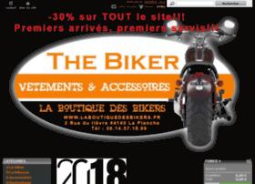 laboutiquedesbikers.fr