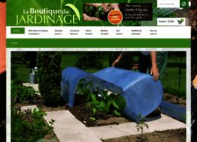 laboutiquedujardinage.com