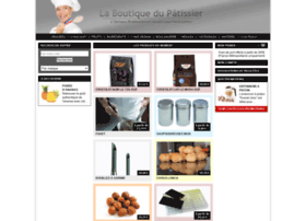 laboutiquedupatissier.com