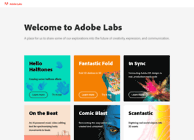 labs.adobe.com