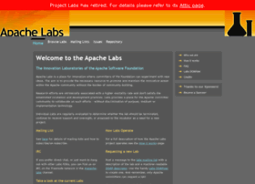 labs.apache.org
