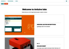 labs.arduino.cc