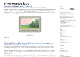 Labs.silverorange.com