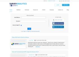 labs.surveyanalytics.com