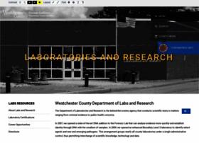 labs.westchestergov.com