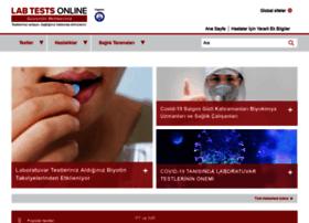 labtestsonline.org.tr