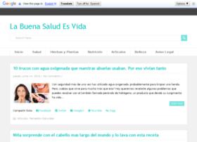 labuenasaludesvida.com