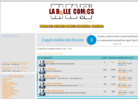 labulle-comics.forumdefan.com
