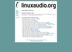 lac.linuxaudio.org