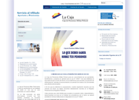 lacaja.com.pe