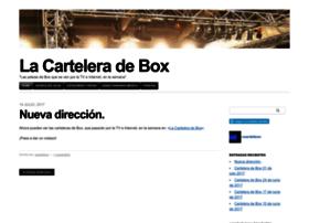 lacarteleradebox.wordpress.com