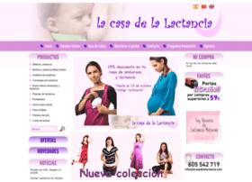 lacasadelalactancia.com