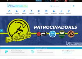 lacasadelfisio.com