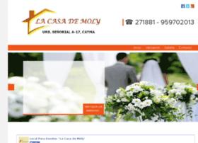 lacasademoly.com