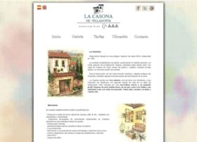lacasonadevillanueva.com