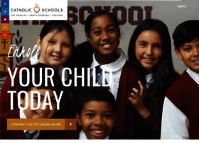 lacatholicschools.org