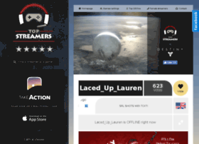 laced_up_lauren.topstreamers.com