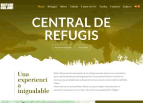 lacentralderefugis.com