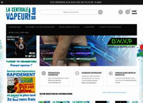lacentralevapeur.com