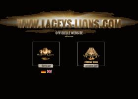 laceys-lions.com