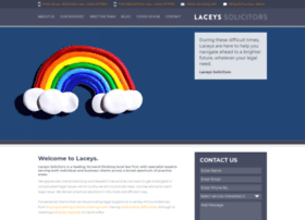 laceyssolicitors.co.uk