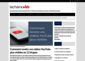 lachaineweb.com