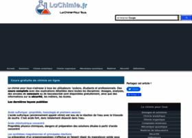 lachimie.fr