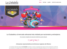 laciudadela.com.mx