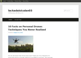 lackadaisicalan03.blog.com