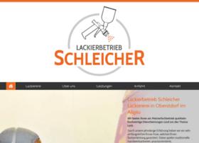 lackierer-schleicher.de