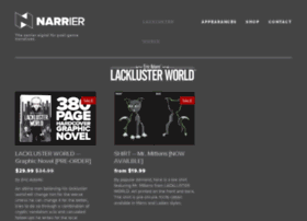 lacklusterworld.com
