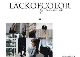 lackofcolor.at