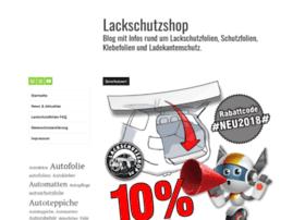 lackschutzshop.wordpress.com