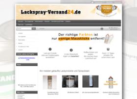 lackspray-versand24.de