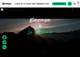 laclusaz.com