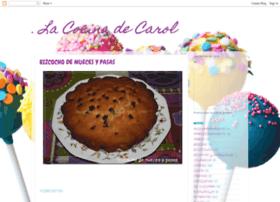 lacocinadecarol.blogspot.com