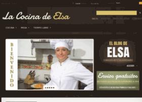 lacocinadeelsa.com