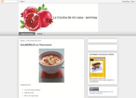 lacocinademicasa-sevimay.blogspot.com