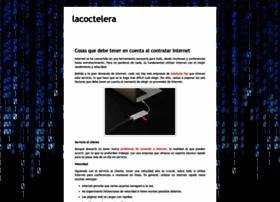 lacoctelera.mx