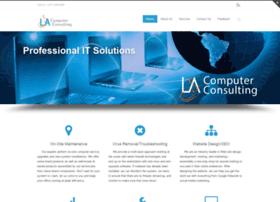 lacomputerconsulting.com