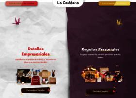 laconfiteriacolombiana.com