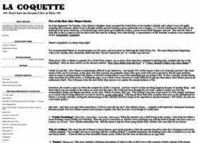 lacoquette.blogs.com