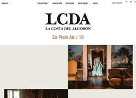 lacostadelalgodon.com