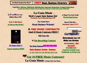 lacostamusic.com