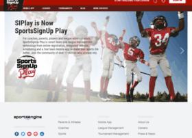 lacostayouthorganization.sportssignupapp2.com