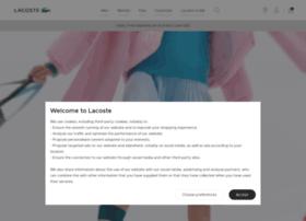 lacoste.co.uk
