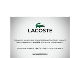 Lacostepoloshirtsale.com
