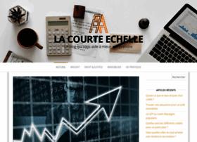 lacourtechelle.fr