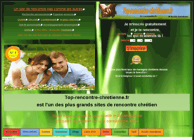 Site rencontre chretien gratuit non payant [PUNIQRANDLINE-(au-dating-names.txt) 25